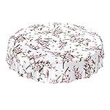 ANRO Wachstuch Tischdecke abwaschbar Wachstuchtischdecke Wachstischdecke Sakura Vogel 100x140cm - 8