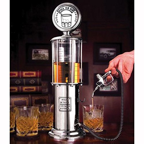 Wine Decanter, Earth Instrument Beer Distribution Device, Scotch Whisky Bourbon Whiskey Vodka And Wine, 1L, 1.5L, 2L, Fire Extinguisher Wine Rack, Bar Appliances, Wine Barrel Drinking Fountains,Single