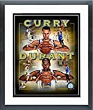 NBA Kevin Durant Stephen Curry Golden State Warriors - Foto, 31,75 x 39,37 cm,...