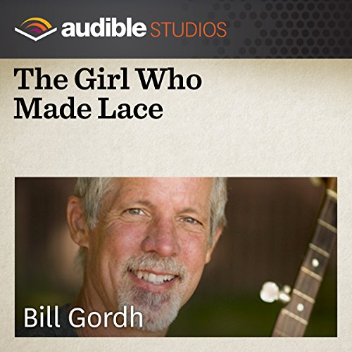 The Girl Who Made Lace audiobook cover art