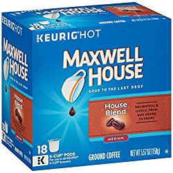 coffee brands Maxwell House