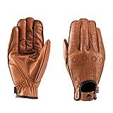 Blauer USA Azul Motorcycle Gloves, Tan, Tamaño 2X L