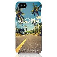ブレインズ iPhone 12 mini ハード ケース カバー ハワイアンモデル F ハワイアン ハワイ hawaii 海 写真 おしゃれ