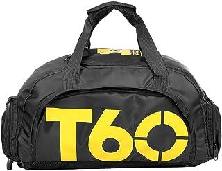 Men Women Sports Gym Bag Waterpropof Fitness Yoga Bag sac de gym gymtas With Shoes Pouch rucksack Training Handbag Yoga Bolsa