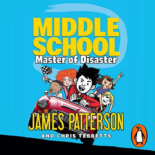 Middle School: Master of Disaster cover art
