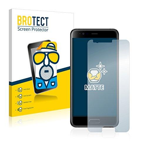BROTECT 2X Entspiegelungs-Schutzfolie kompatibel mit Blackview P6000 Bildschirmschutz-Folie Matt, Anti-Reflex, Anti-Fingerprint