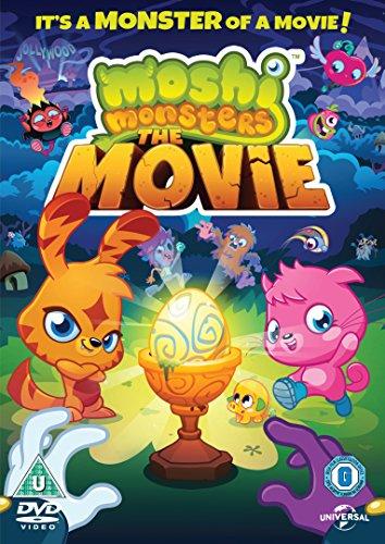 Moshi Monsters [DVD-AUDIO]