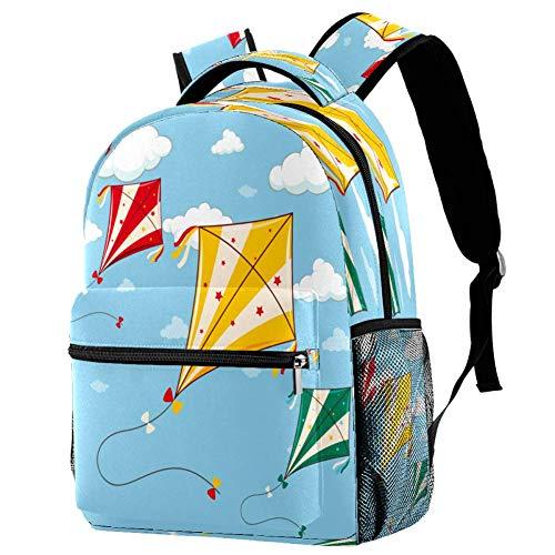 The Bulldog Famliy - Mochila escolar para viaje, diseño de mochila, estampado 6, Talla única, Mochila de a diario