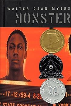 Monster  Coretta Scott King Honor Book