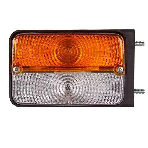 Blink-Positionsleuchte   rechts   128 x 80 mm   von Cobo   passend zu Case IH, Deutz, Massey Ferguson & Same   Originalnr.: 03.213.000.01   Blinker   Rücklicht   Leuchte   Trecker