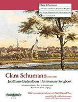 Jubilaeums-Liederalbum -14 Lieder fuer hohe Singstimme und Klavier- (Originaltonarten): Sammelband, CD fuer Hohe Singstimme, Klavier