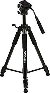 IPH Prolite Tripod VCT 880 Plus (72 inch | Payload Upto 6.5 kg) with Fluid Video Head