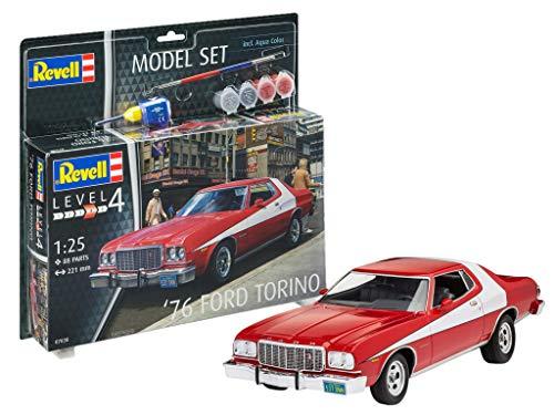 Revell Model Set–Ford Torino 1976Coche maqueta, 67038