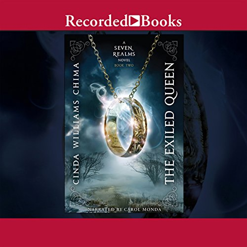 The Exiled Queen audiobook cover art