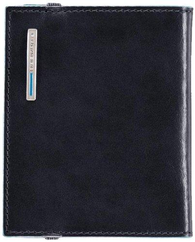 Piquadro Porte-Cartes de crédit, Bleu