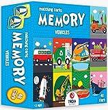 Troia Erinnerungsspiele für Kinder – Kleinkindspiele ab 3 Jahren Spiel, Zusammenpassendes...