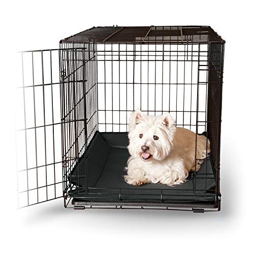 K&H Pet Products Odor-Control Crate Pad Small Gray 20