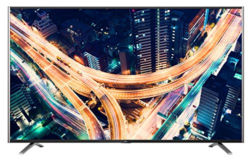 TCL U50S7906 127 cm (50 Zoll) Fernseher (Ultra HD, Triple Tuner DVB-T2 HEVC H.265, Smart TV)