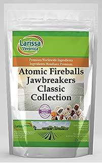 Atomic Fireballs Jawbreakers Classic Collection (4 oz, ZIN: 525329) - 3 Pack