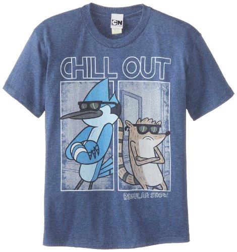 Regelmatige Show Jongens T-Shirt