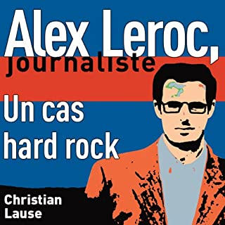 Un cas hard rock [A Hard Rock Case] cover art