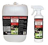 2,5 Litri Kunststoffintensivreiniger Pulitore Plastica Intensivo Detergente Mobili Fett Residui di Alterazione Del Tempo Feci Dell'Insetto Gan Depositi Decolorazione Mobili Detergente Pulire Pulizia