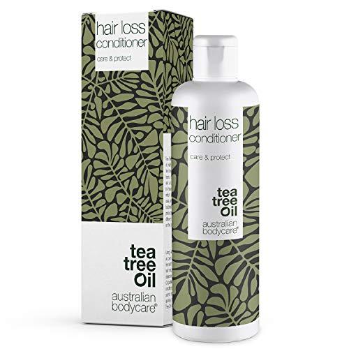 Acondicionador Hair Loss para hombres y mujeres, 250 ml | Deja el cabello suave, brillante y fortalecido. Con aceite natural de árbol del té australiano, Capilia Longa y manteca de karité