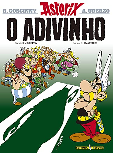 Asterix - O Adivinho - Volume 19