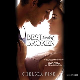 Best Kind of Broken audiobook cover art