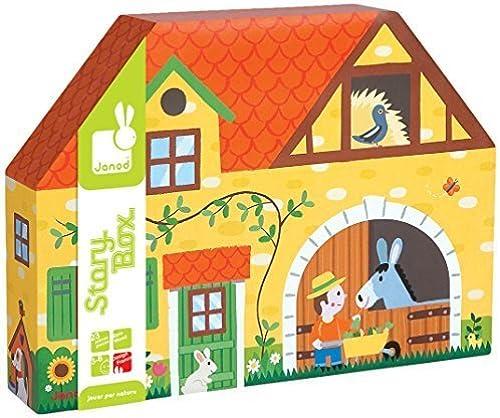 solo para ti Janod Story Box Farm by Janod Janod Janod  primera reputación de los clientes primero
