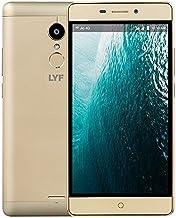 LYF Water 7 4G LTE Smart Phone, Gold