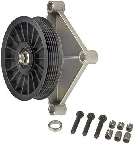 Dorman 34195 HELP! Air Conditioning Bypass Pulley