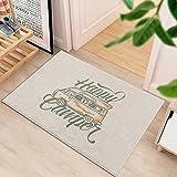YUHG Alfombrilla de Cocina Antideslizante y Moderno alfombras de...