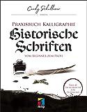 Praxisbuch Kalligraphie: Historische Schriften: Vom Beginner zum Profi (mitp Kreativ)