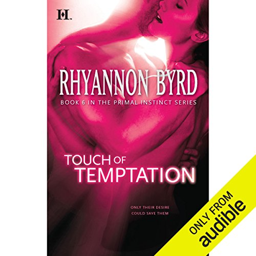 Touch of Temptation audiobook cover art