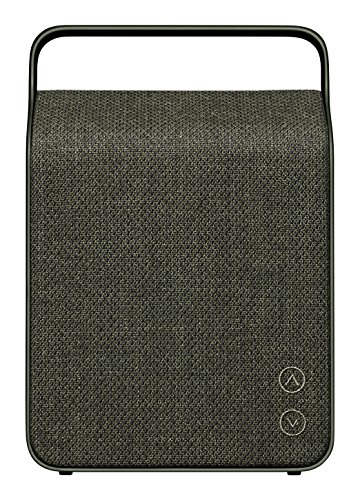 Vifa Oslo – WiFi &Bluetooth Lautsprecher   Tragbare, kabellose Musikbox   Preisgekröntes Skandinavisches Design - Piniengrün