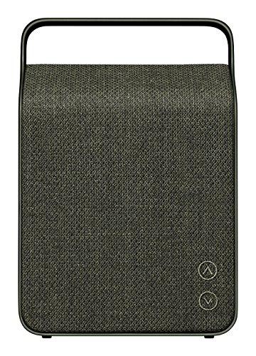 Vifa Oslo | WiFi &Bluetooth Lautsprecher | Tragbare, kabellose Musikbox | Preisgekröntes Skandinavisches Design - Piniengrün