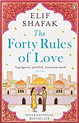The Forty Rules of Love by Elif Shafak - A Warm Fuzzy Feeling