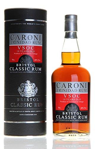 Bristol Caroni VSOC 10 Y.O. Rum (1 x 0.7 l)