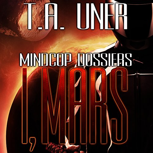 I, Mars audiobook cover art