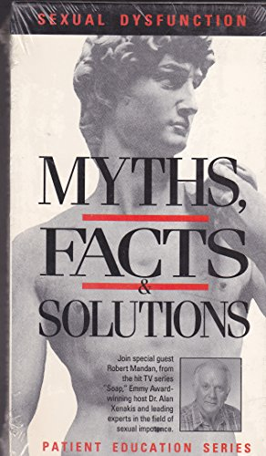 Sexual Dysfunction:Myths, Facts & Sol [VHS]