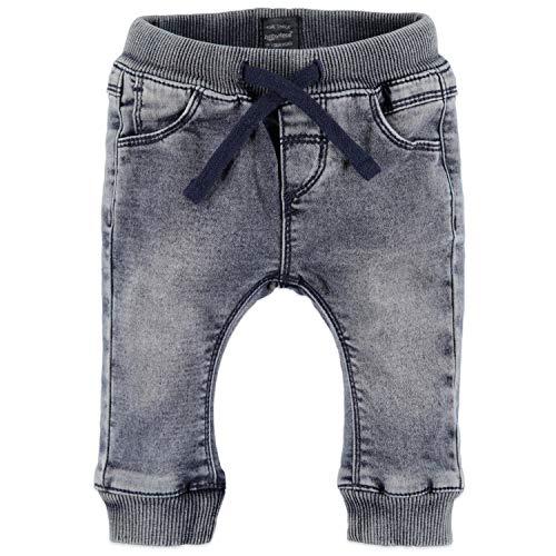 Babyface New Born Boys Jogg Jeans 0127211, Fb. Smoke Blue Denim (Gr. 62)