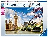 Ravensburger Puzzle 1000 Piezas, Big Ben en Londres, Colección Fotos y Paisajes, Puzzle para Adultos, Rompecabezas Ravensburger [Exclusivo en Amazon]