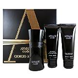 Giorgio Armani Code Homme Geschenkset, 1er Pack (Eau de Toilette 50 ml, Duschgel 75 ml, Aftershave...