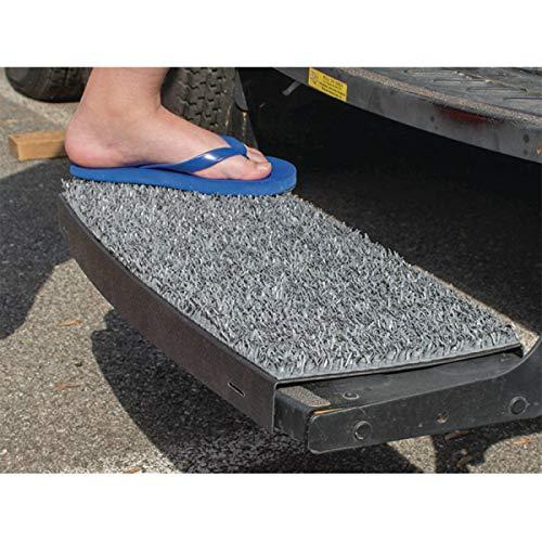 Safety Step SA80-00 Sand Away Step Rug Charcoal