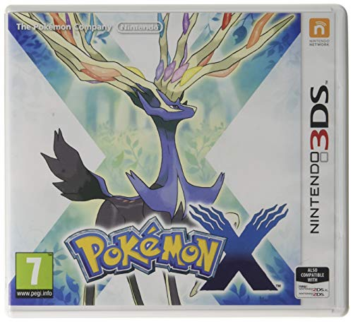 Pokemon X 3DS [