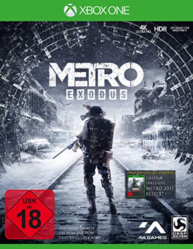Metro Exodus Day One Edition [Xbox One]