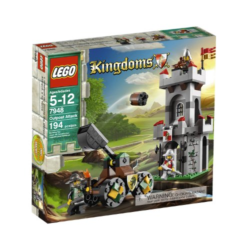 LEGO Kingdoms Outpost Attack 7948 by LEGO