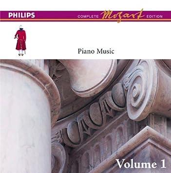 Mozart: The Piano Sonatas, Vol.1 (Complete Mozart Edition)