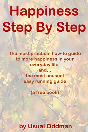 Run and find your bliss with this free e-book available on Kindle. Published September 9, 2015.